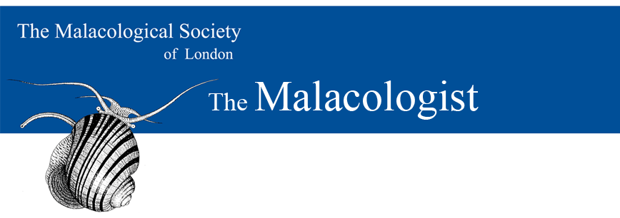 The Malacologist | The Malacological Society of London